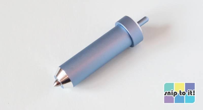 photo of the cricut foil transfer tool