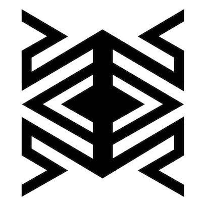 geometric sweater design from Schitt's Creek