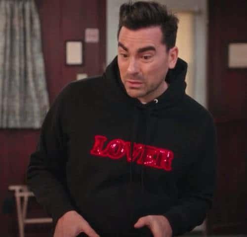 David Rose LOVER hoodie