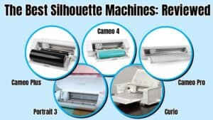 best silhouette machine vinyl cutter reviews