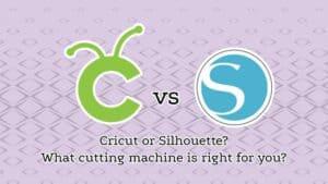 cricut vs silhouette