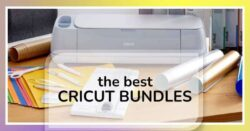 What are the Best Cricut Bundles for Tools, Materials and Accessories?