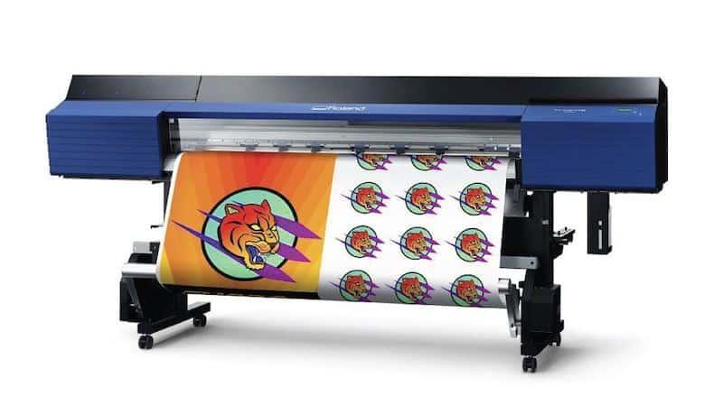 roland truevis SG2 Printer Cutter wide format plotter