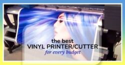 Best Vinyl Printer-Cutter Options For Every Budget