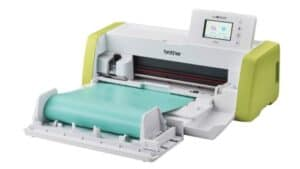 the new brother scan-n-cut sdx85 home craft cutter