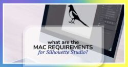 What are the Mac requirements for Silhouette Studio?