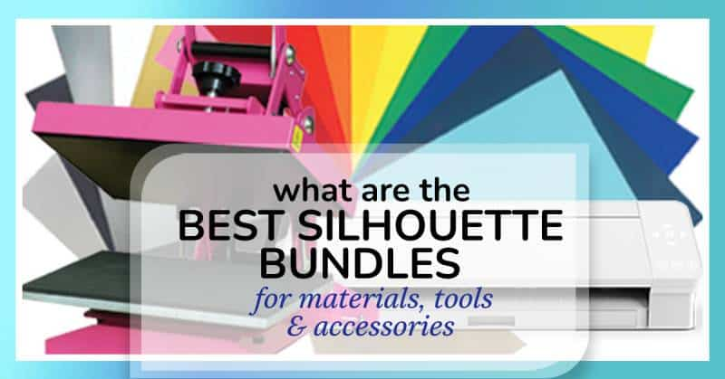 what are the best silhouette bundles?